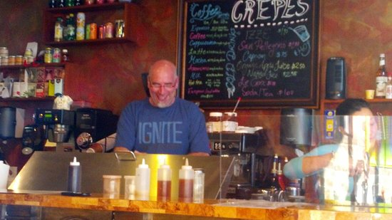 High Point, NC: Owner and Chef at Penny Path Café & Crêpe Shop