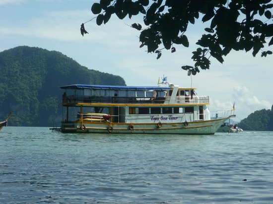 Thalang, Tailandia: That&#39;s the Boat