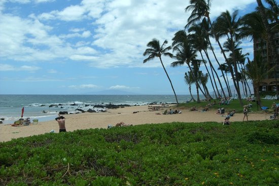 Days Inn Maui Oceanfront : View of the beach