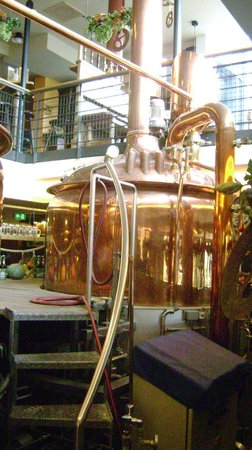 Tybinga, Niemcy: the Bier still!