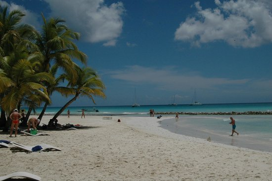 Caribe Club Princess Beach Resort & Spa: Саона