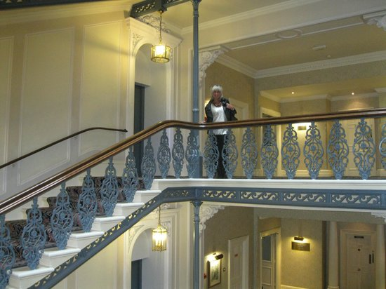 The De Vere Grand Brighton: Staircase