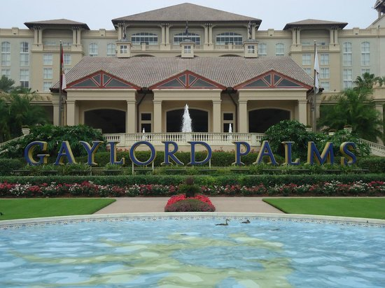 Gaylord Palms Resort & Convention Center: Hotel