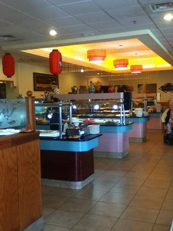 Port Orchard, WA: China Sun Buffet