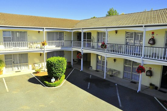 Union Victoria Motel: Traditional Colonial