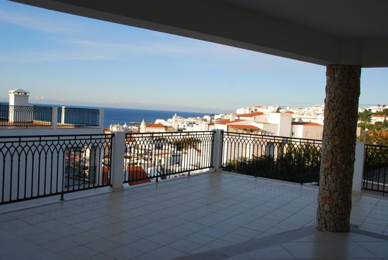 Cerro Mar Atlantico Touristic Apartments: Huge balcony and great view 508