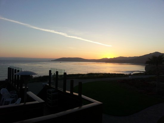 Spyglass Inn: View from our patio