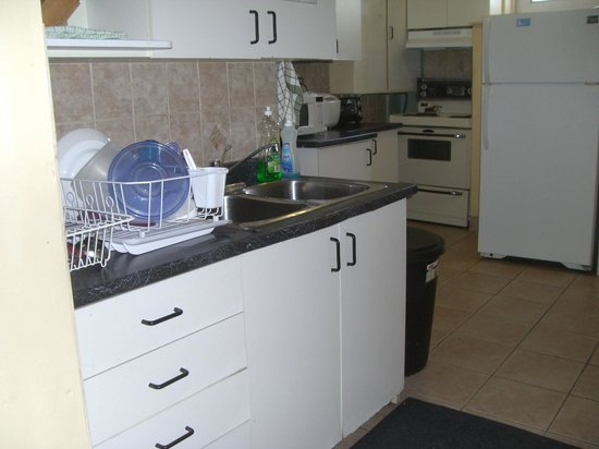Saint Lawrence Residences &amp; Suites: Third Floor common Kitchen