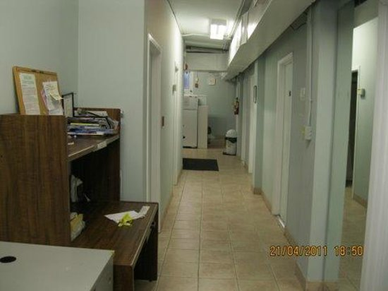 Saint Lawrence Residences &amp; Suites: Third Floor Hallway