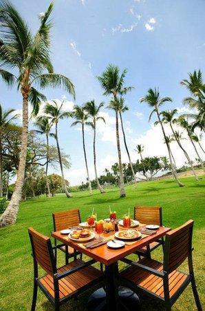 Mauna Kea Beach Hotel: Number 3 Restaurant