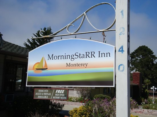 MorningStaRR Inn: Hotel Name