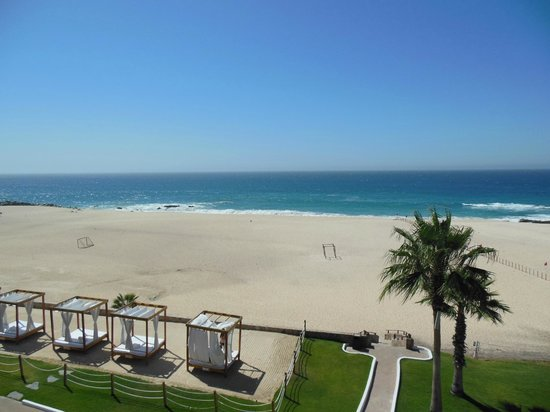 Melia Cabo Real All-Inclusive Beach & Golf Resort: view from our room