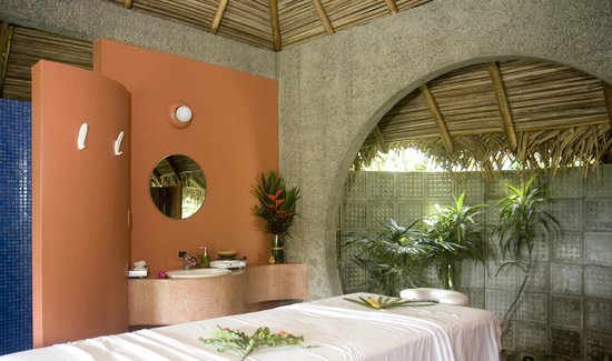Xandari Resort & Spa : Spa Treatment room