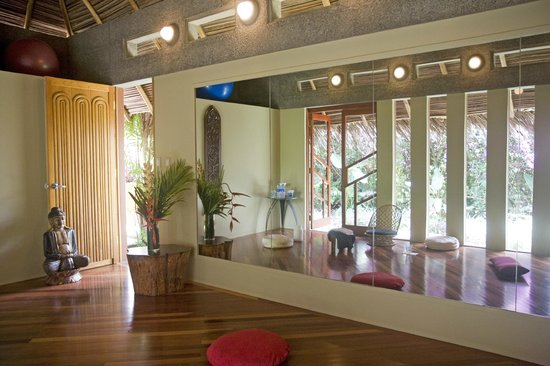 Xandari Resort & Spa : Yoga Room