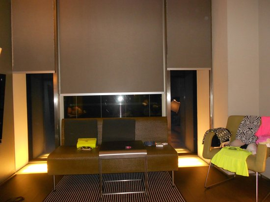 Soho Hotel: Our Room