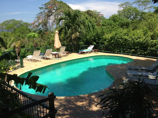 Nosara, Costa Rica: Beautiful pool area