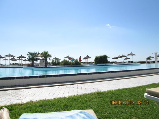 Iberostar Averroes : Hotel Averroes swimming pool