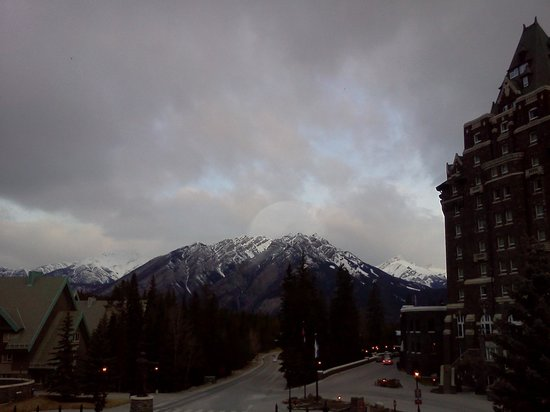 The Fairmont Banff Springs: Hotel Room - View