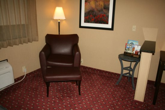 BEST WESTERN Plus Canyonlands Inn: Seating area