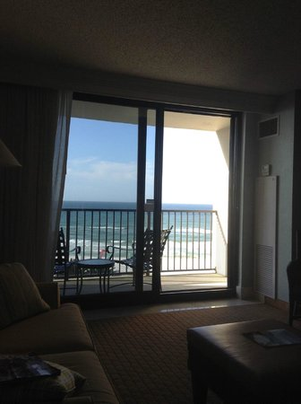 Hilton Sandestin Beach, Golf Resort &amp; Spa: Nice Breeze