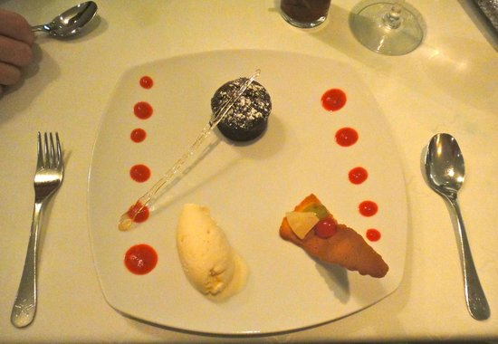 Iberostar Grand Rose Hall: The desserts are great!