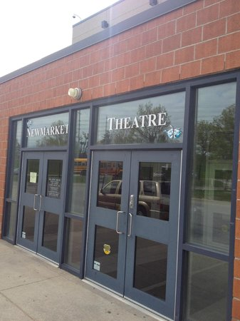 Newmarket, Canada: Box office entrance