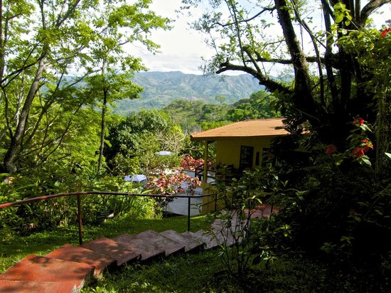 San Pablo, Costa Rica: Entrance to Ama Tierra Retreat