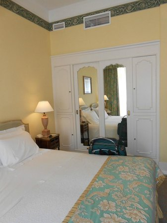 Hotel Avenida Palace: Room - &quot;quarto duplo&quot;