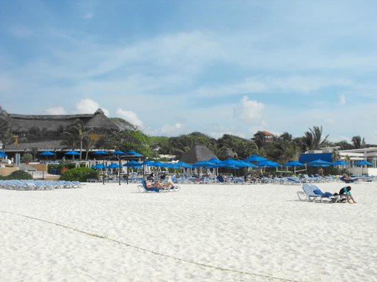 Reef Playacar: Beach