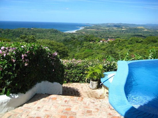 Tola, Nikaragua: the view from the house