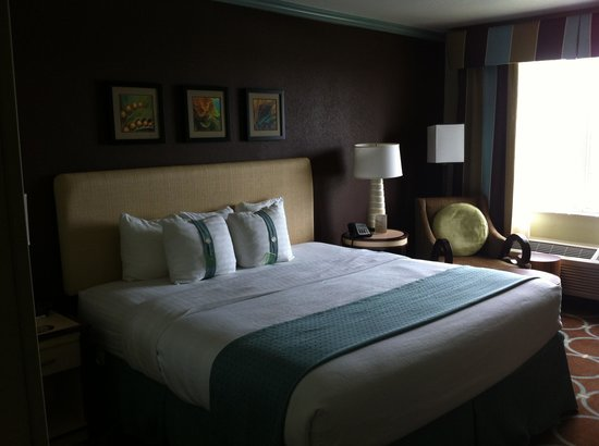Holiday Inn Sarasota - Lakewood Ranch: The room