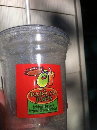 Elmsford, NY: Papaya Joe's