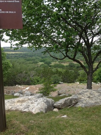 Westin La Cantera Hill Country Resort: View from the adult pool area
