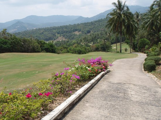 Nora Buri Resort & Spa: The 17th Signature Hole