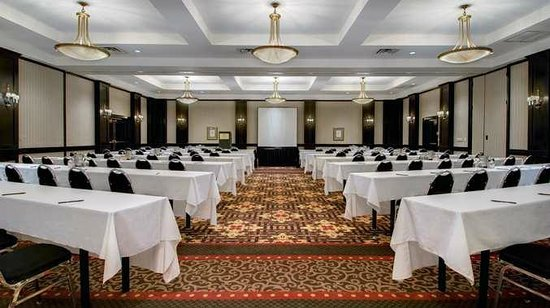 Doubletree by Hilton Dallas Market Center: Conference Room with Meeting Setup