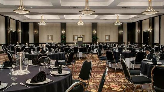 Doubletree by Hilton Dallas Market Center: Hotel Conference Room with Event Setup