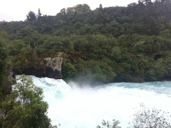 Taupo, New Zealand: Huka Falls