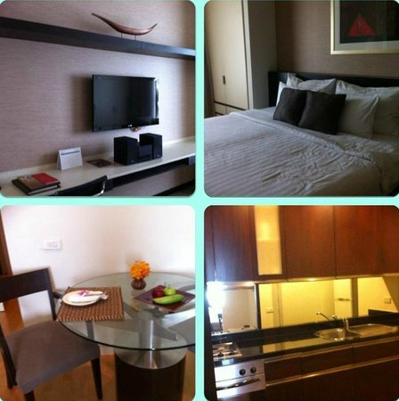 Emporium Suites by Chatrium: 1-bedroom suite