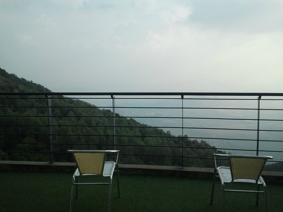 GRT Nature Trails Hotel: Balcony