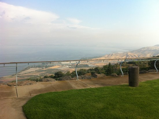 Golan Heights : The view 