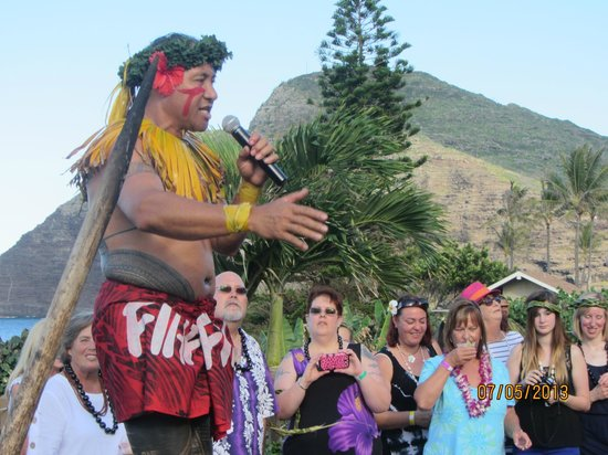 Waimanalo, : The Chief