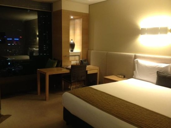 Crown Promenade Melbourne: Standard room (18th Flr)