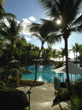 Shangri-La's Mactan Resort & Spa: Swimming Pool