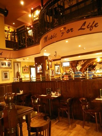 Hard Rock Cafe Bahrain Reviews