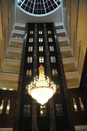 Millennium Hotel Doha: elevator