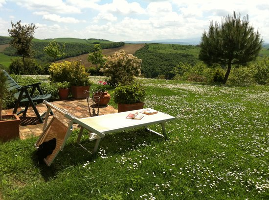 Buonconvento, Italy: Come and relax in this nourishing beauty
