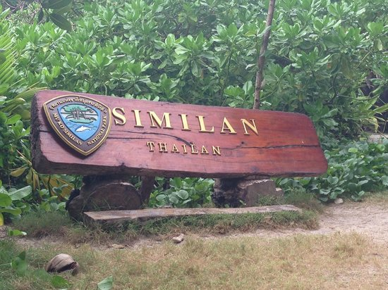 Phangnga, Thailand: similan