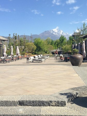 Pullman Lijiang Resort & Spa: view