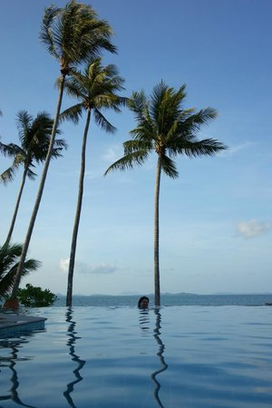 The Village Coconut Island: View from Villa Pool