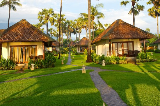 Kubu Indah Dive & Spa Resort: Zimmer